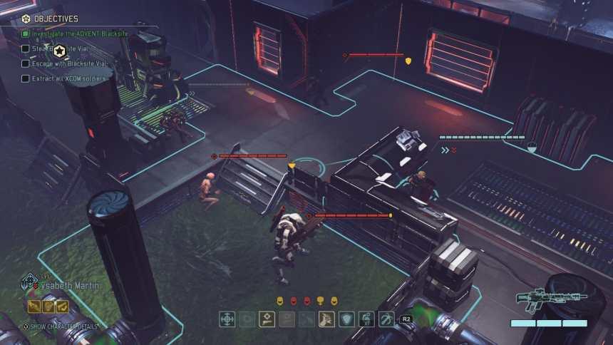 XCOM2 - Topdown