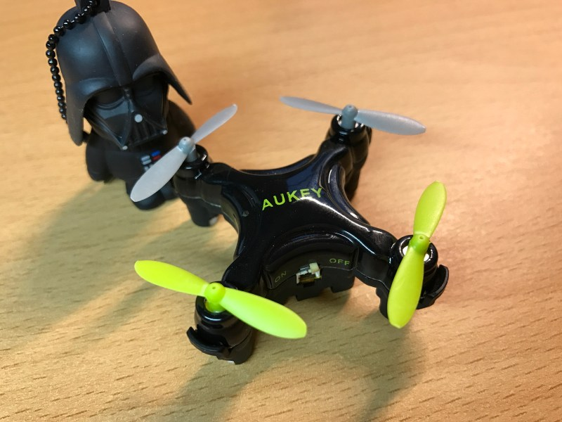 Aukey Quadcopter Post