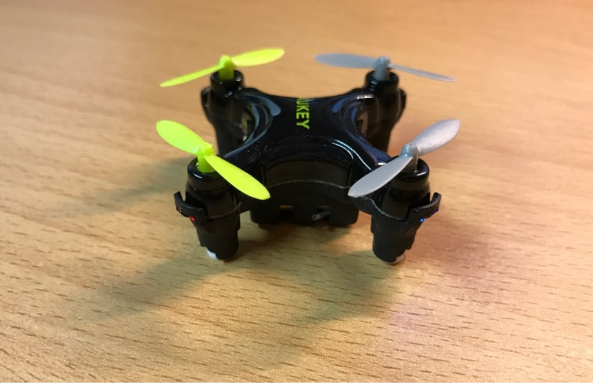 Aukey Quadcopter Side