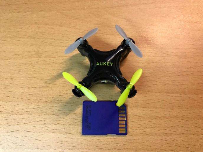 Aukey Quadcopter Size