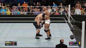 WWE 2K17 Review Finisher