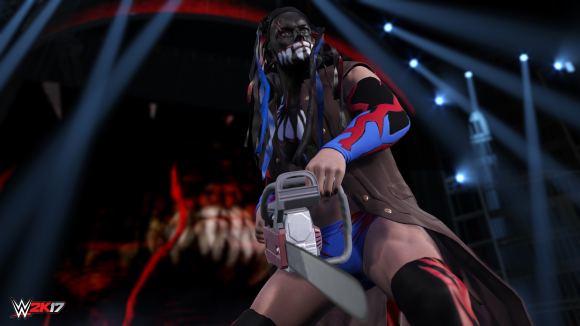 WWE2K17 Review KO