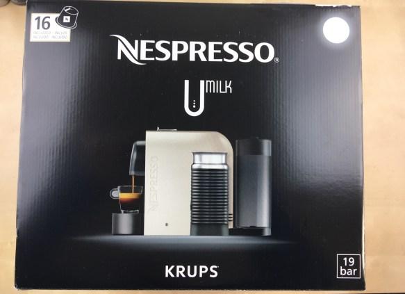 Krups Nespresso Umilk XN 2601 XN 2601 + Aeroccino 3 14