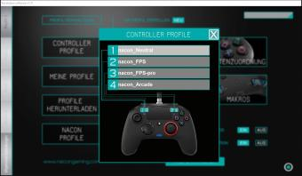 Nacon Revolution Pro Controller PS4 - Software 2