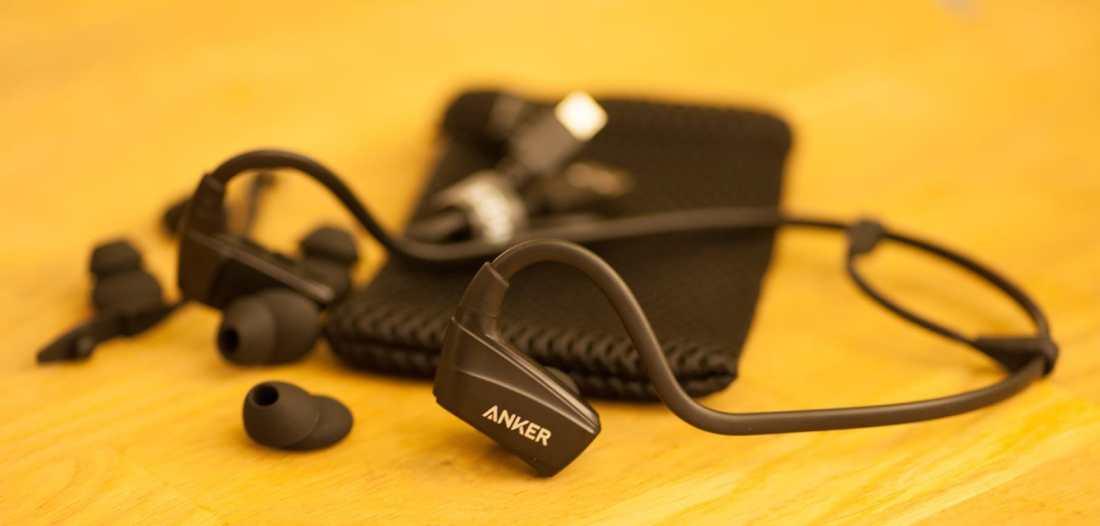 Ohrhörer Soundbud Sports NB 10 Anker