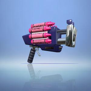 Screenshot Splatoon 2 - Clash Blaster