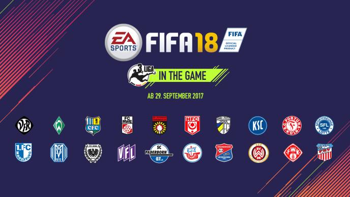 Dritte Liga in FIFA