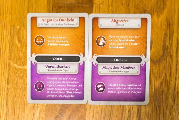 Beispielschatzkarten in Masmorra