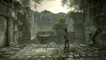 Shadow of the Colossus - Tempel Screenshot