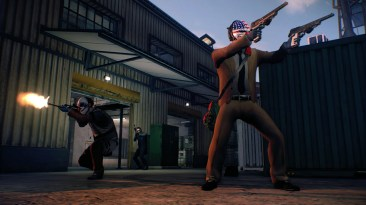 Payday 2 Coop