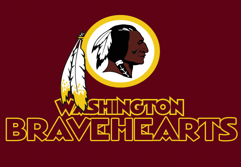 Washington Bravehearts logo