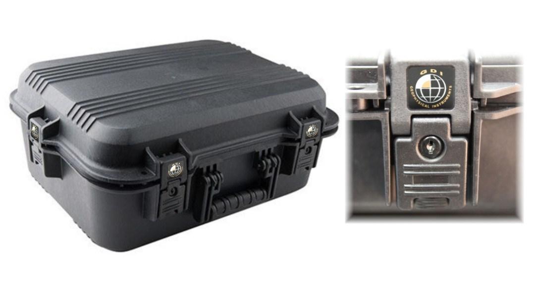 geo examiner ground radar carry case