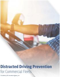 Distracted Driver Commercial Fleet