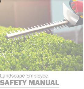 Landscape Safety Manual