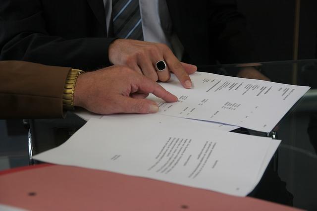 Financing Contract