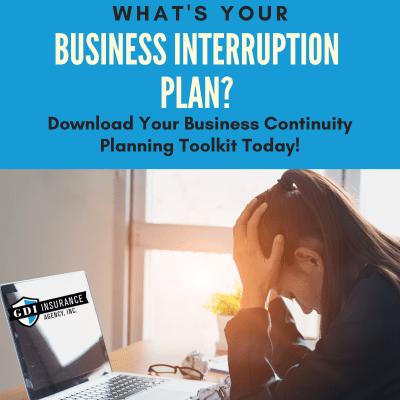 Business Interruptions