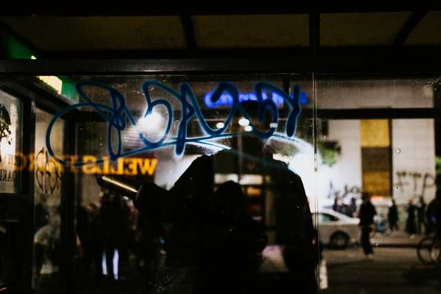 riots vandalism and civil unrest