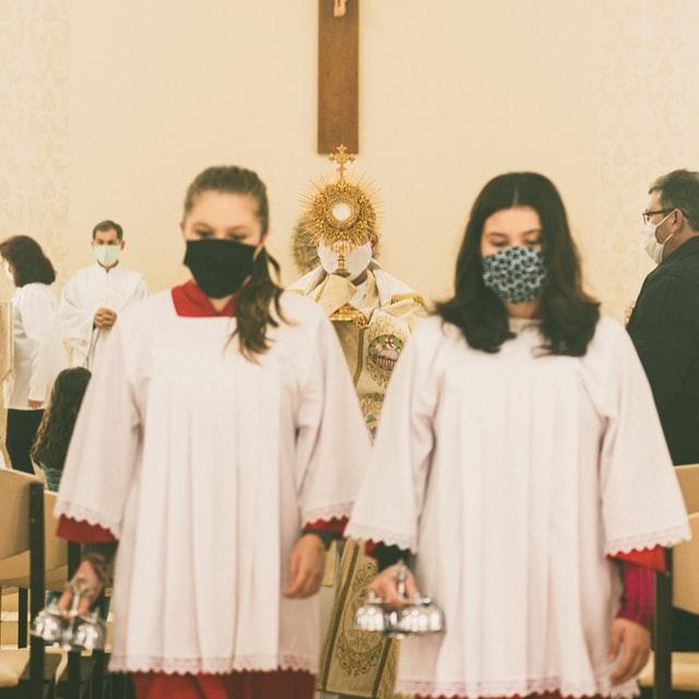 Faith-based Organizations COVID-19 Reopening