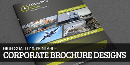 Corporate Brochure Design Templates   Design   Graphic Design Junction 16 Corporate Printable Brochure Designs