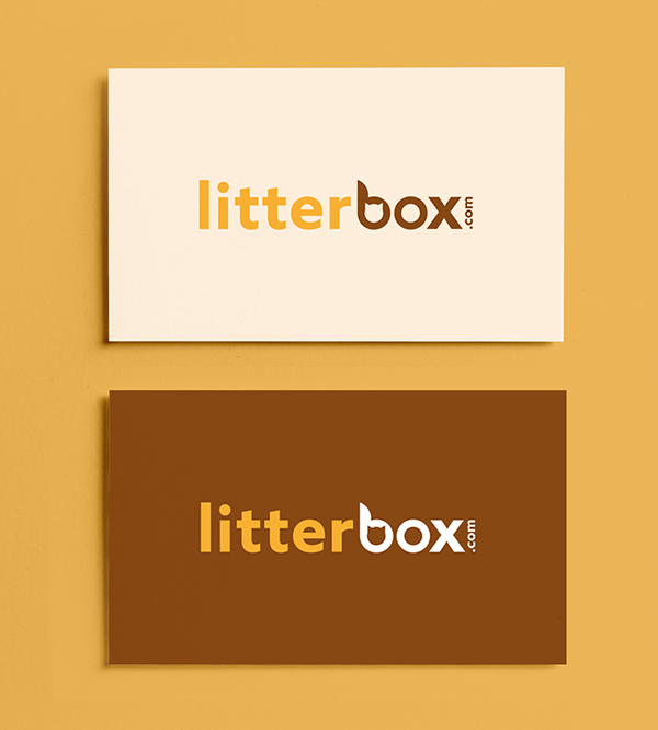 Branding: Litterbox - Business Card -