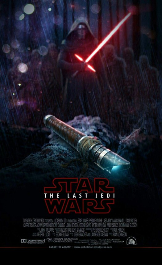 Amazing Illustration of Star Wars: The Last Jedi 26