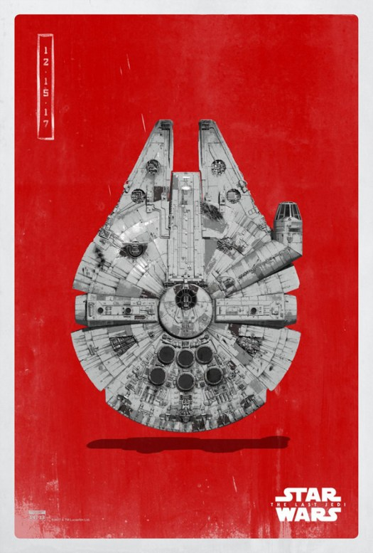 Amazing Illustration of Star Wars: The Last Jedi 30
