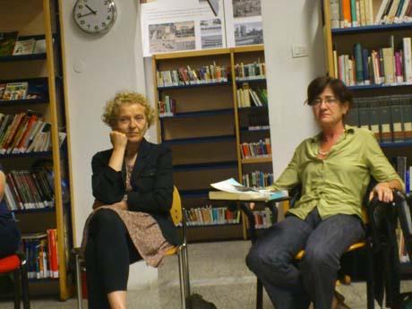 foto del gruppo di lettura