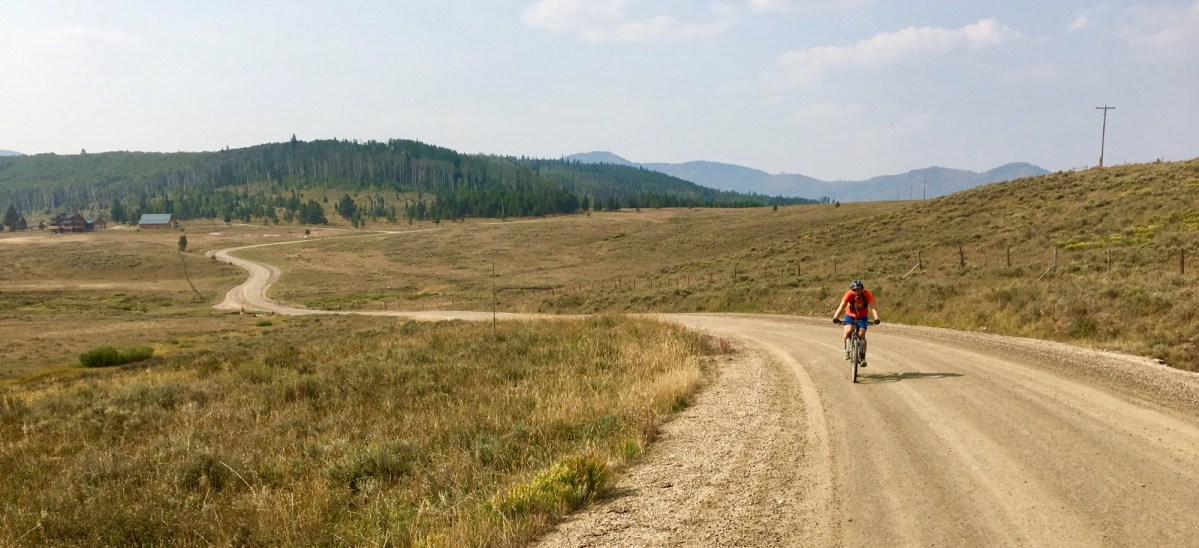 Wyoming – Great Divide Mountain Bike Route