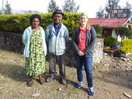 Papua New Guinea Clinic Meeting