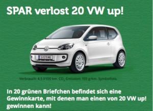 StickermaniaConcorso VW up! 1