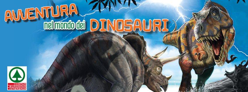 Despar Avventura nel Mondo dei Dinosauri