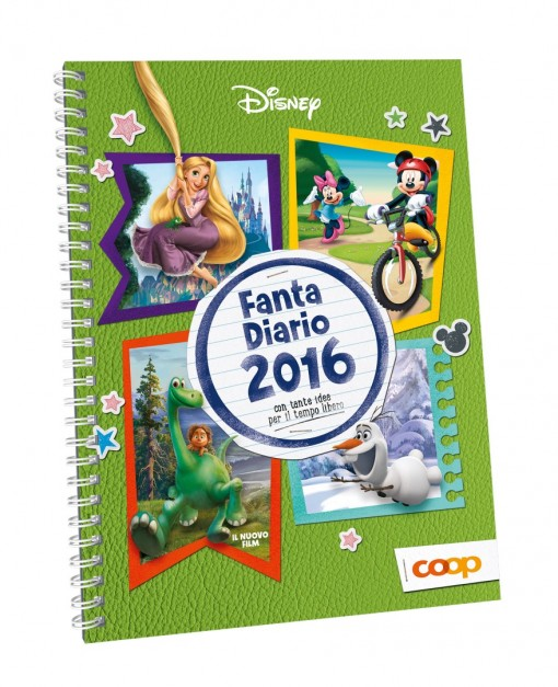 Disney Fanta diario Cover_IT