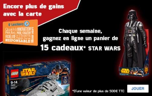 Leclerc Star Wars jeu-en-ligne