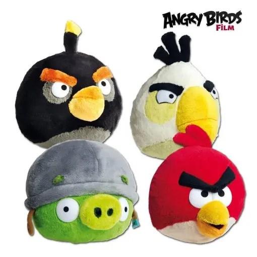 Billa HR Angry Birds Peluche