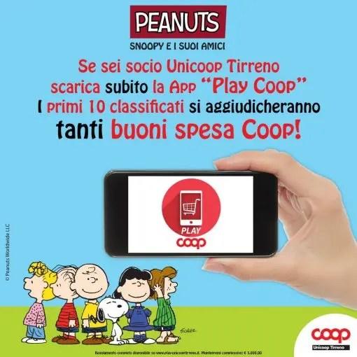 COOP Tirreno: App