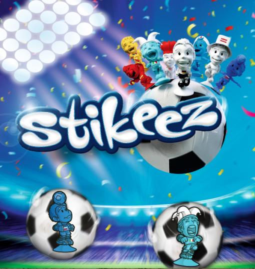 Lidl SK Stikeez Euro 2016