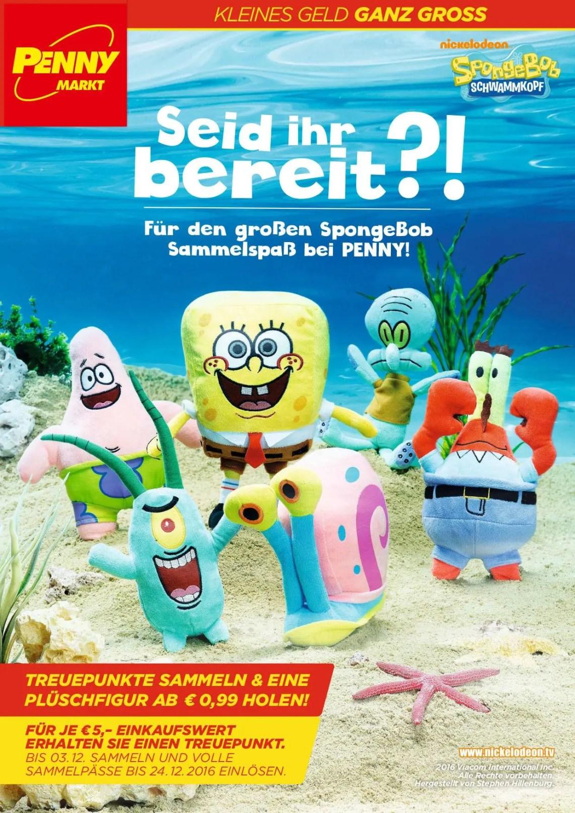 spongebob Penny