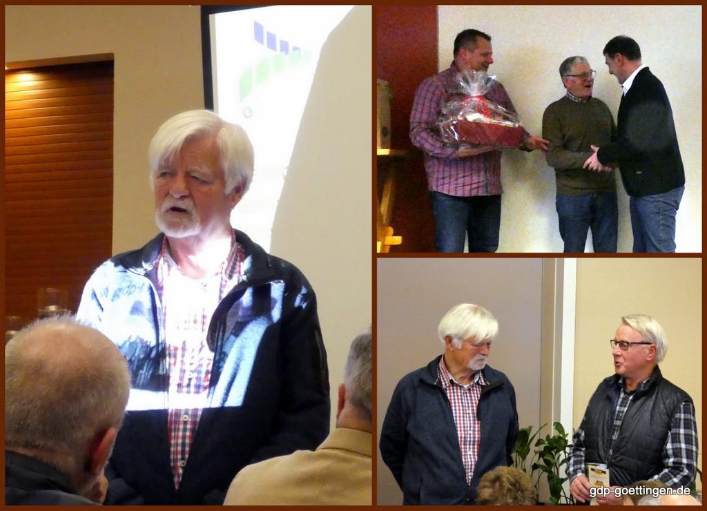 Neue GdP-Seniorensprecher in den Kreisgruppen Hildesheim und Nienburg