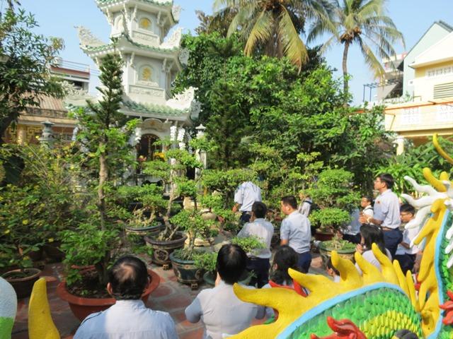 BHD Quảng Đức Sài Gòn công bố Trúng cách và khai khóa Kiên, Trì, Định, Lực năm 2015