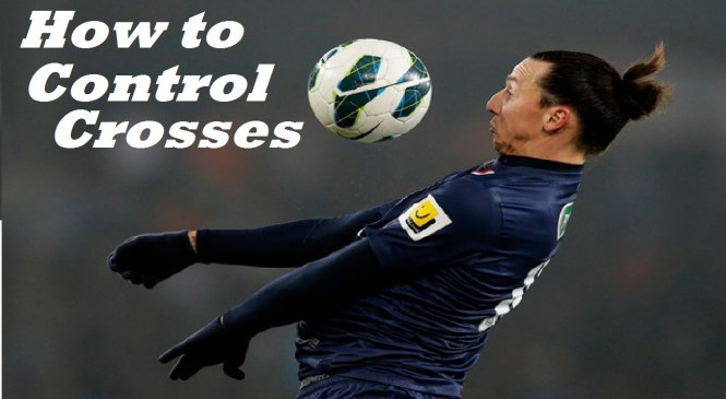 How to control crosses and hard passes in soccer | The …