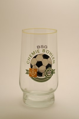 BSG Chemie Böhlen (28th place, 4 seasons, 65 points) was a club from the chemical region just south of Leipzig able to reach the top flight of GDR football four times.