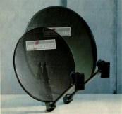 extra - satellite dish