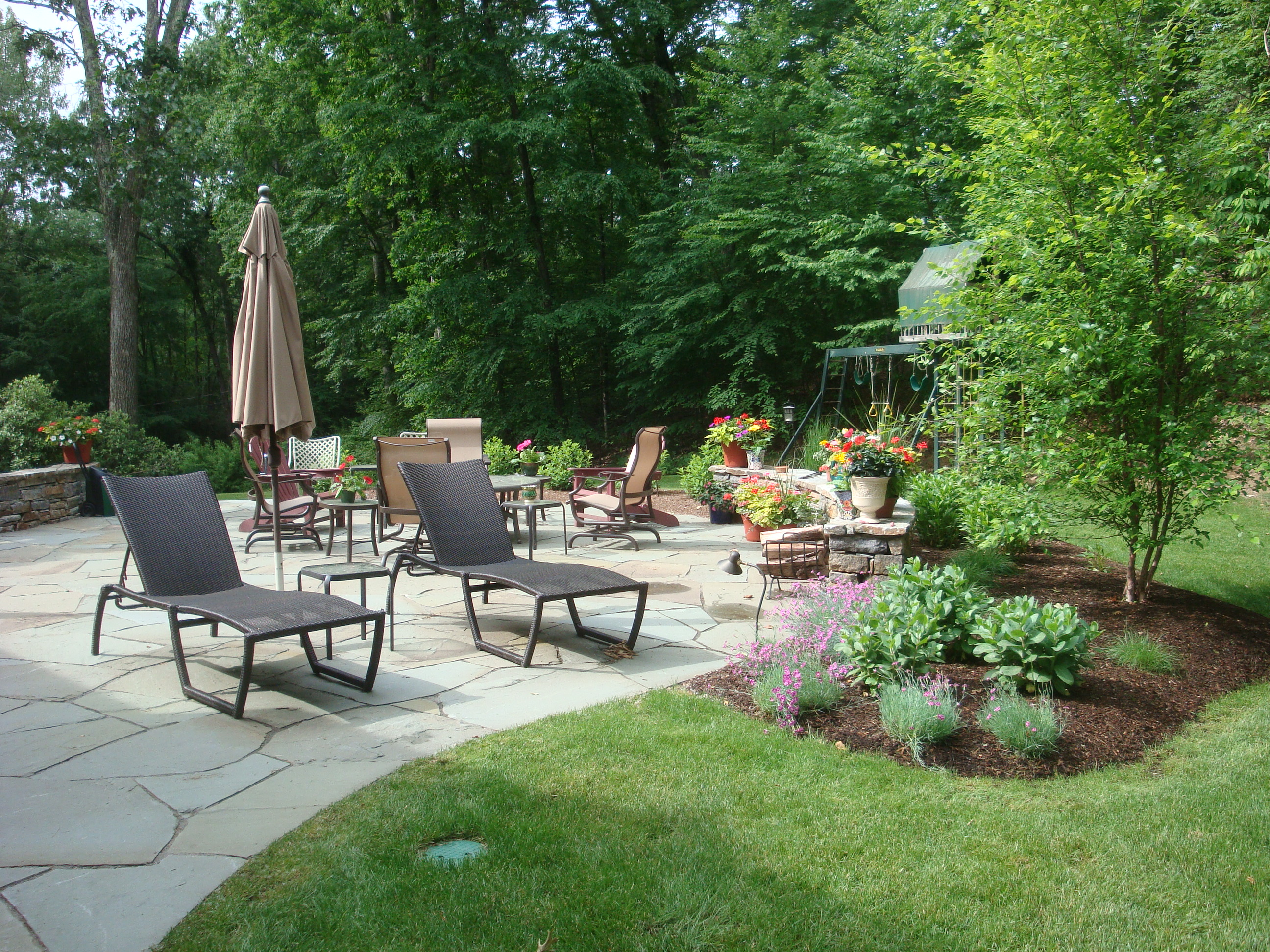 Patios | Garden Designers Roundtable on Landscaping And Patios  id=61294