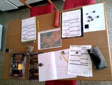 Tavolo da D&D