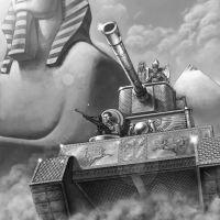 Sine Requie: Sciacalli da Rapina – La venuta del Faraone e le acque del Nilo