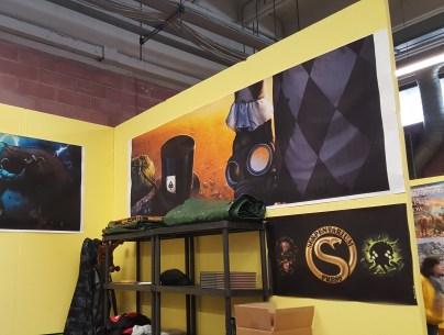 serpentarium stand play 2016