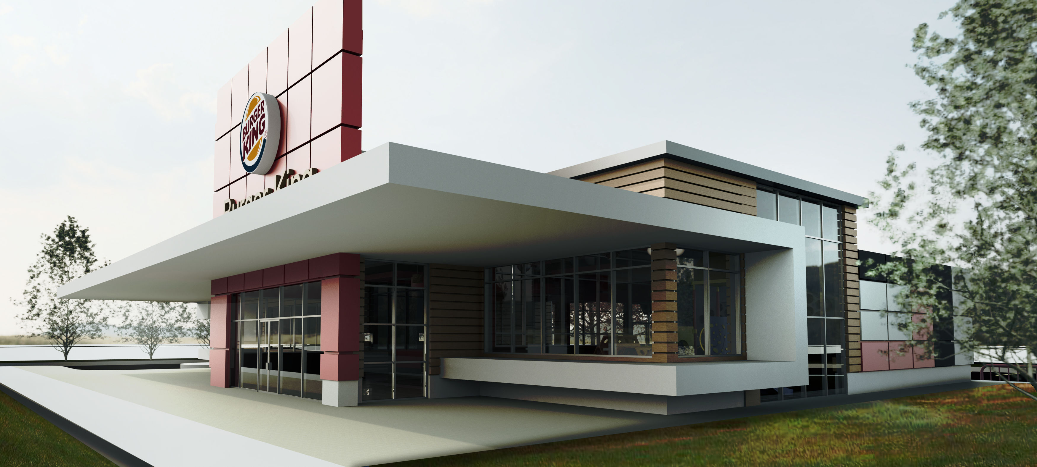 Fast Food Project Autodesk Online Gallery