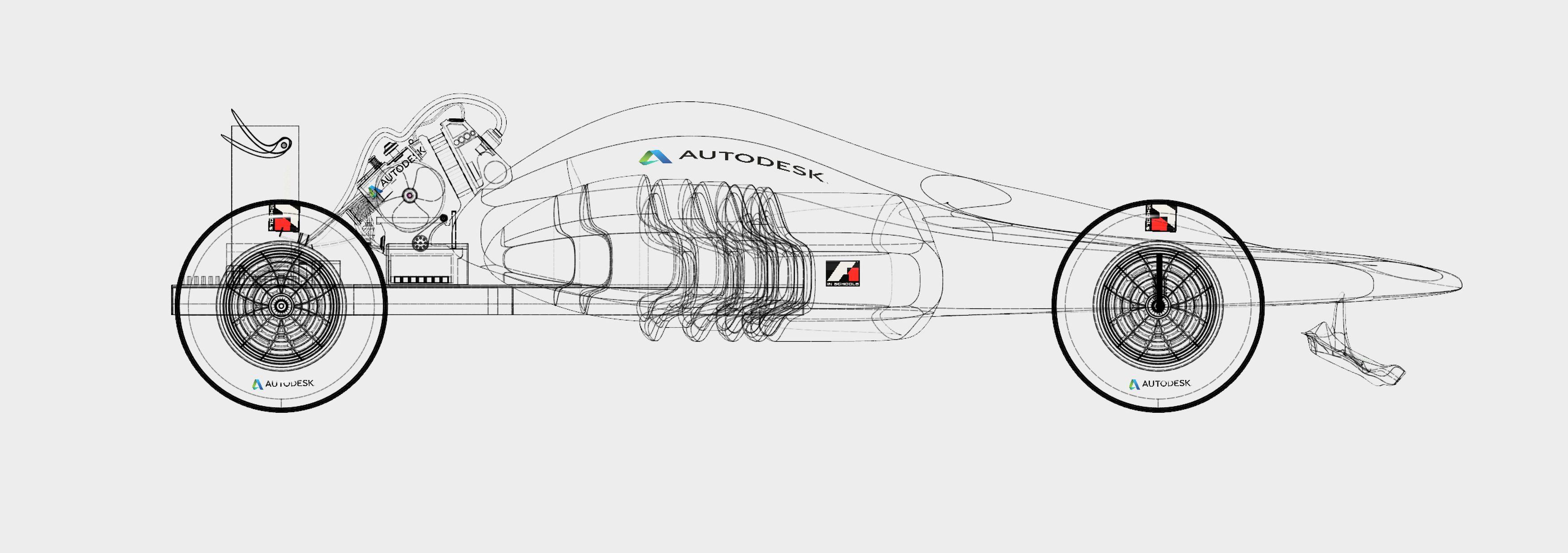 Race Car Autodesk Online Gallery
