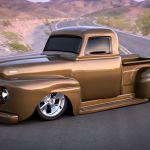 Custom Ford F1 1948 Pickup Truck Autodesk Online Gallery