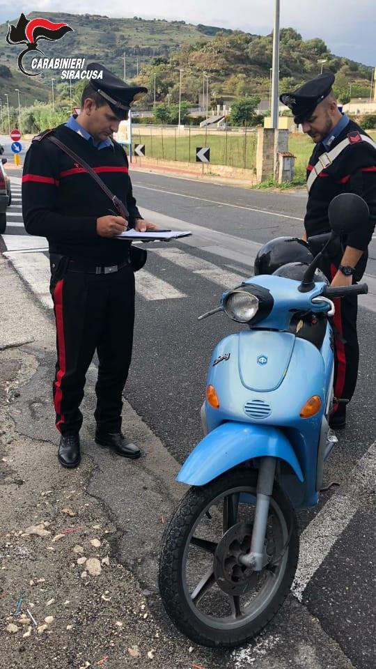 Floridia, giovane trovato con 3 motorini rubati: denunciato per  ricettazione - Giornale di Sicilia
